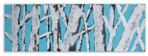 Canvas12 Bronco blue