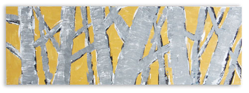 Canvas12 Bronco yellow