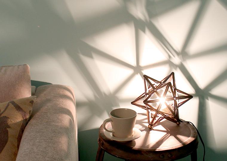 エトワール スモール テーブルランプ