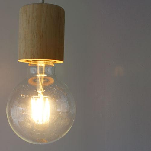 LED Nude pendant lamp