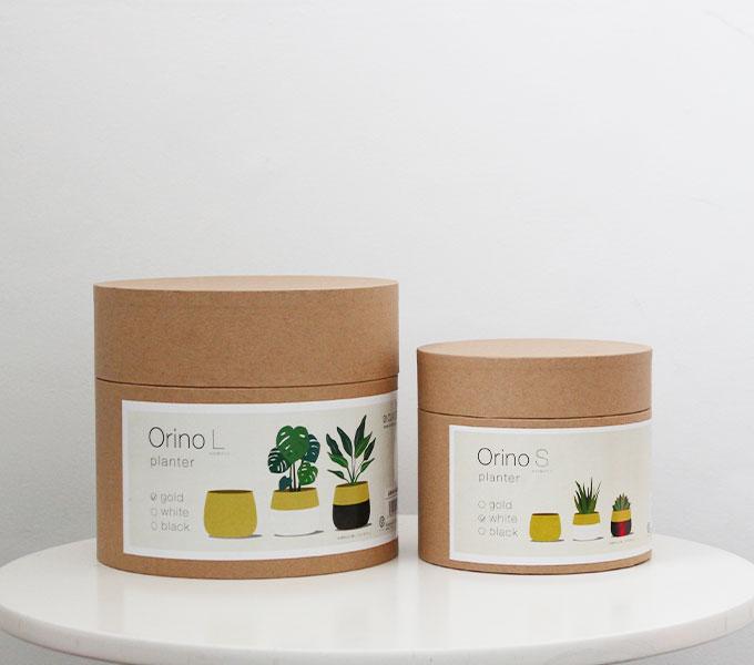 Orino planterパッケージ